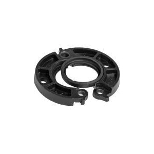 Victaulic® Vic-Flange® L030741PE0 741 Flange Adapter, 3 in Nominal, 7-1/2 in Dia Flange, 6 in Dia Bolt Circle, (8) 5/8 x 3 in Bolt