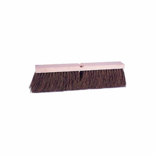 Vortec Pro® 25221 Chisel Trim Heavily Filled Parts Cleaning Brush, 1 in Nylon Brush, Sanded Hardwood/Plain Foam Handle