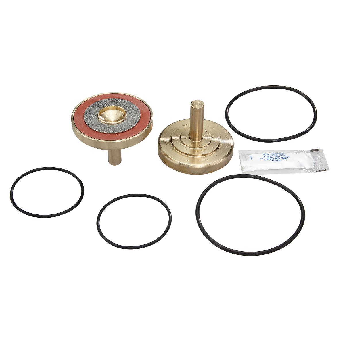 WATTS® 0794065 LFRK 909M1-RC3 Parts Kit, For Use With: Model 009/LF009 Reduced Pressure Zone Assemblies, Rubber, Domestic