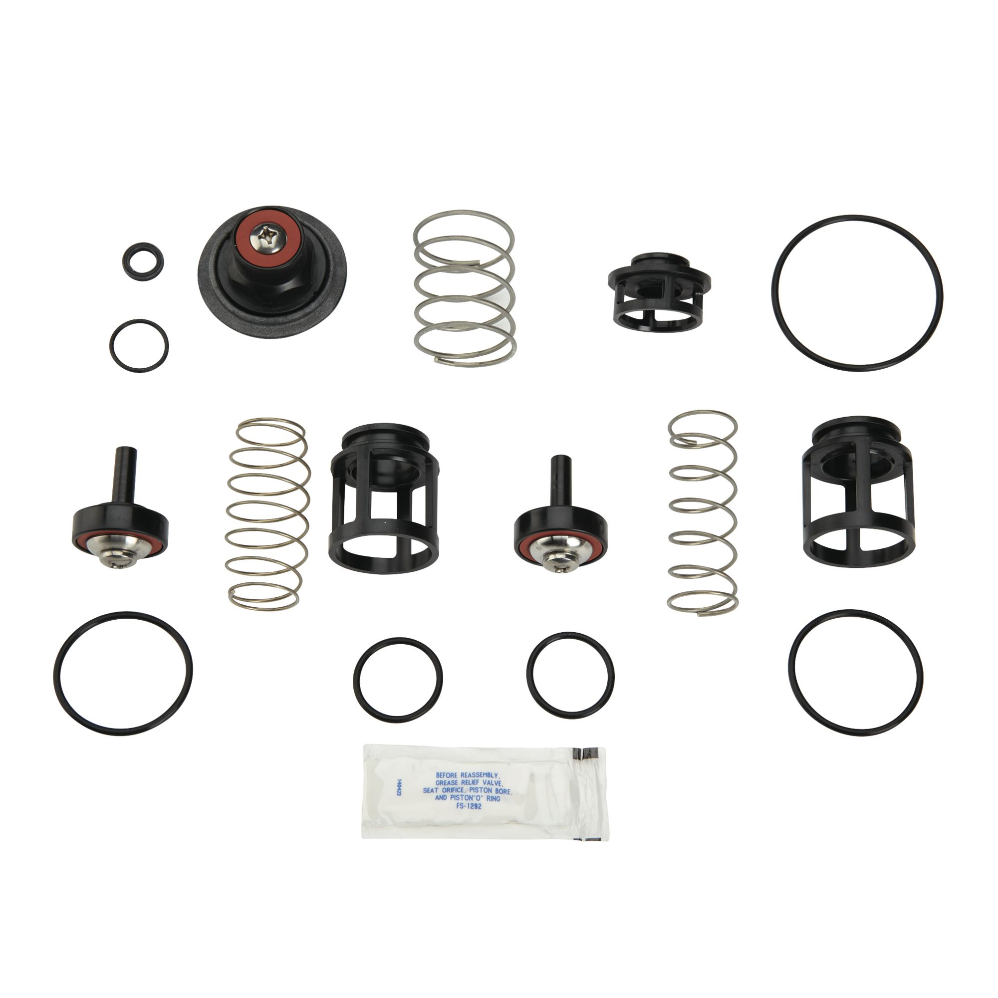 WATTS® 0888168 RK 919-T Total Repair Kit, For Use With: Model 919/LF919 Reduced Pressure Zone Assembly, Domestic