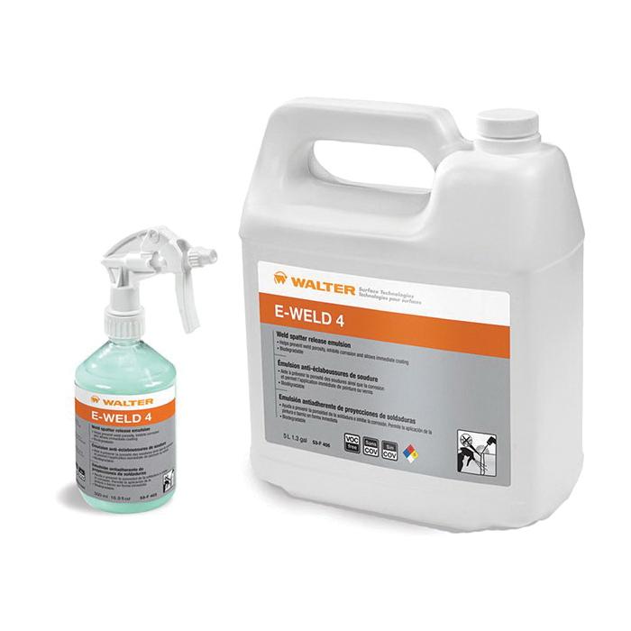Walter Surface Technologies 53F212 E-WELD™ Nozzle Aerosol, 400 mL Bottle, Liquid Form, Orange