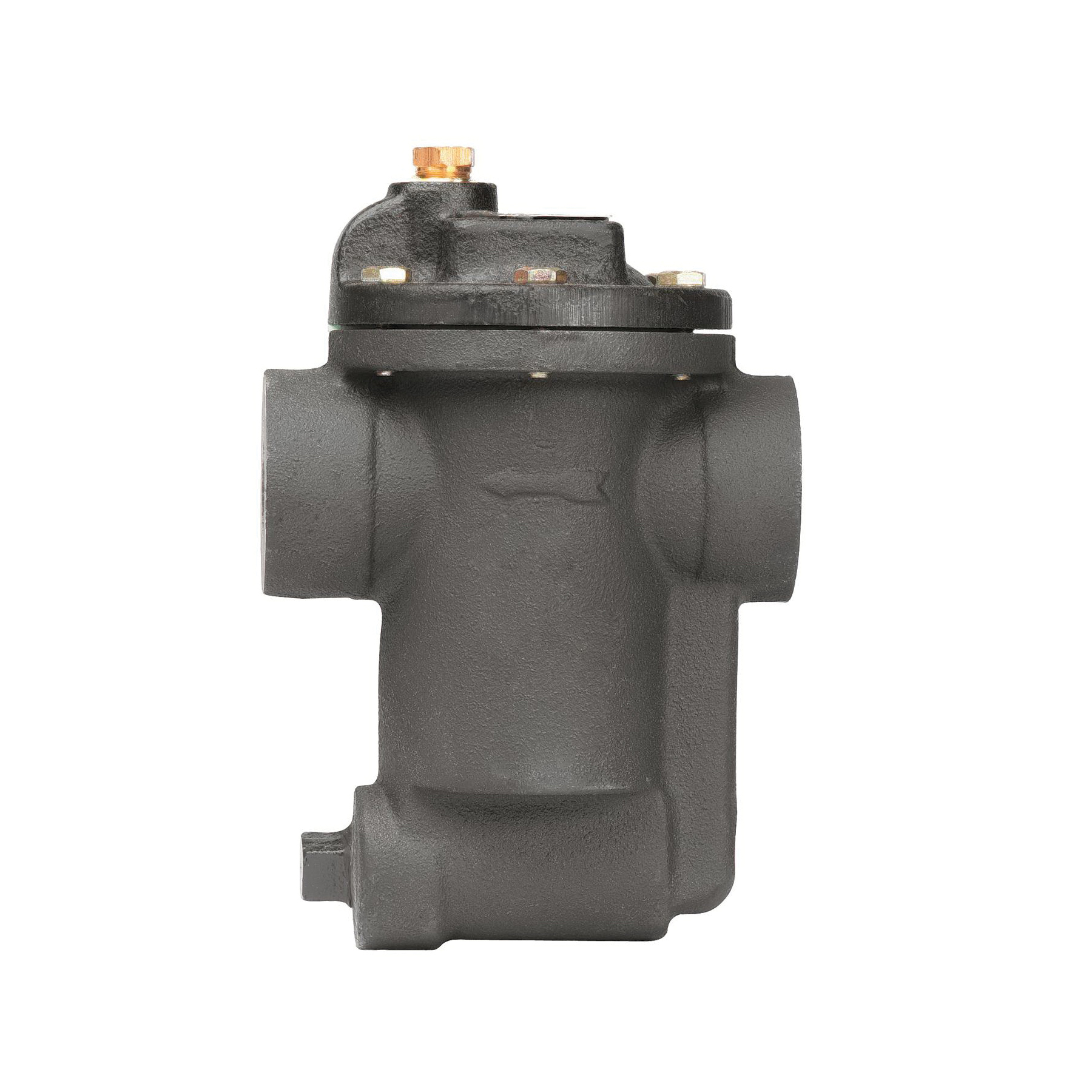 WATTS® 0039516 WIB, WIB-81-125 Inverted Bucket Steam Trap, 3/4 in, NPT, 406 deg F, 250 psi, Cast Iron, Domestic