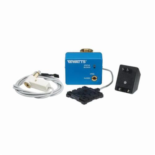 WATTS® 0121580 LFWDS, LF WDS-E220 Water Detector Shutoff, 3/4 in, 120 VAC, Domestic