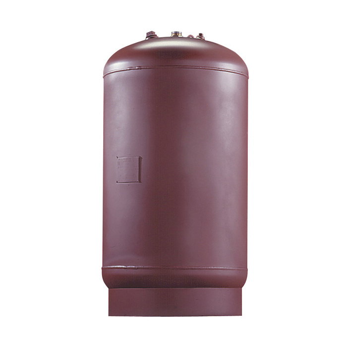 WATTS® 0212027 DETA, DET-A-12 Pressurized Expansion Tank, 5 gal Tank, 3.3 gal Acceptance, 150 psi, 12 in Dia x 14 in H