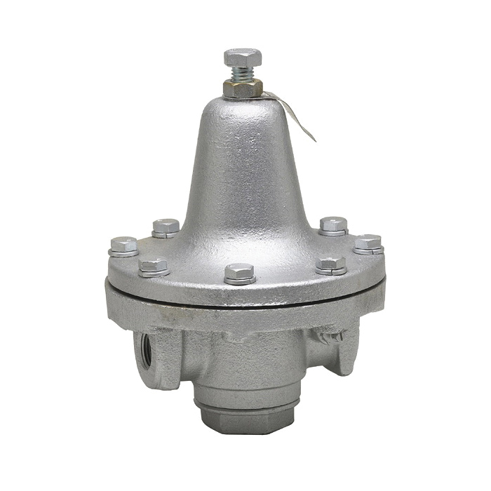 WATTS® 0830905 152A, 152A-030140 Process Steam Pressure Regulator, 1/2 in Nominal, FNPT End Style, 200 psi Pressure, 400 deg F, Domestic