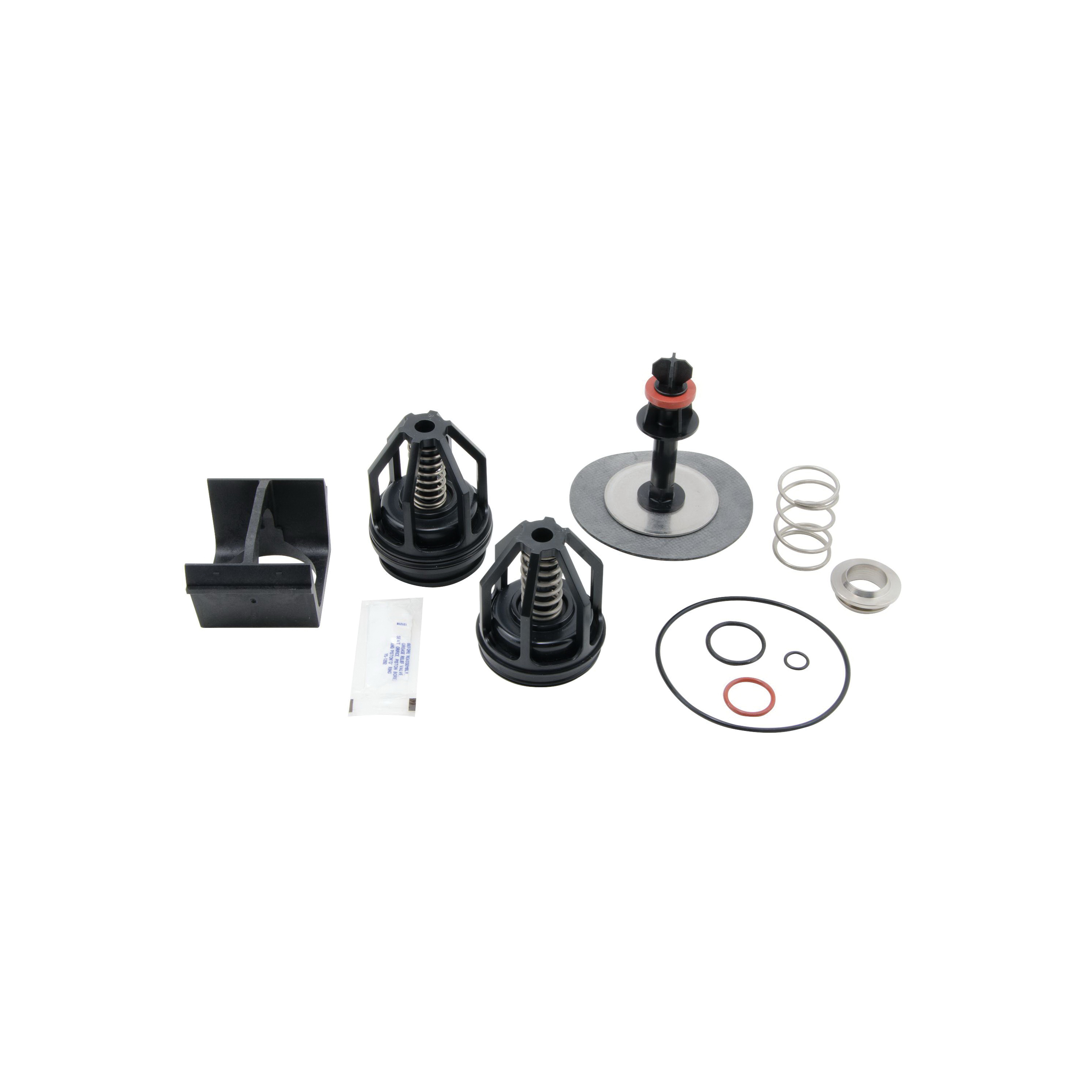 WATTS® 0887794 RK 009M2-T Total Valve Repair Kit, For Use With: Model LF009M2/009M2 1-1/4 to 1-1/2 in Backflow Preventer Reduced Pressure Zone Assembly, Domestic