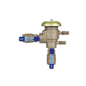 Febco® 765DBV 765-QT PVB Pressure Vacuum Breaker With Quarter Turn Ball Valve Shutoff, 3/4 in, NPT, Bronze Body, Import