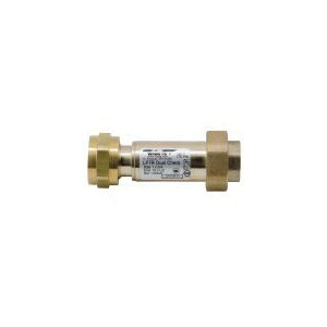 WATTS® 0072204 LF7R, LF7RU2-2 Dual Check Valve, 3/4 in, FNPT, Low Lead Compliance: Yes, Copper Silicon Alloy Body, Domestic