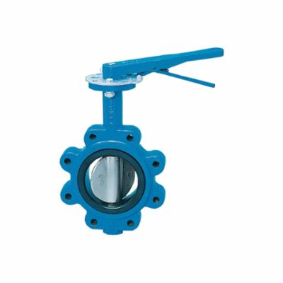 WATTS® 0525102 DBF-03, DBF03-121-15-M2 Full Lug Style Butterfly Valve, 2 in Nominal, Flanged End Style, 125/150 lb, Ductile Iron Body, Buna-N Softgoods, Domestic