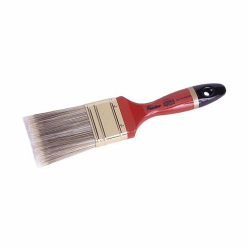 Weiler® 40036 Heavily Filled Parts Cleaning Brush, 1 in Tampico Fiber Brush, Foam Handle