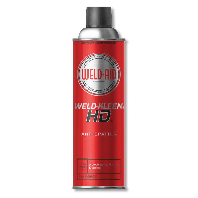 Weld-Aid® 007022 NOZZLE-KLEEN® #2® Anti-Spatter, 16 oz Aerosol Can, Liquid Form, Colorless