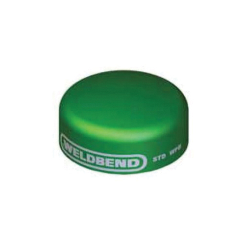 Weldbend® 080-022-000 Pipe Cap, Carbon Steel, 2-1/2 in, SCH 40/STD, Butt Weld