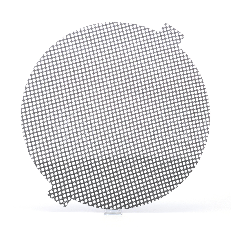 Trizact™ 051111-54589 466LA PSA Cylindrical Wheel, 3 in Dia Disc, A5 Grit, Ultra Fine Grade, Silicon Carbide Abrasive, Film Backing