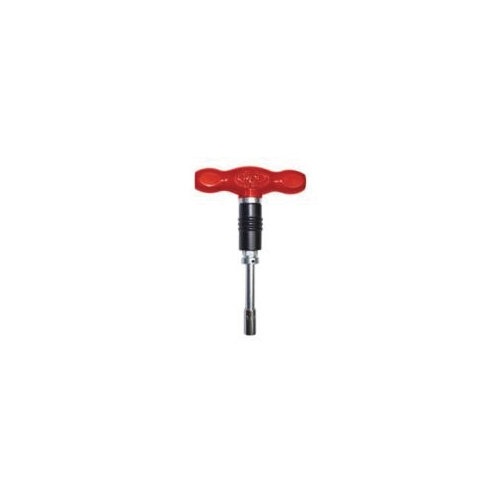 Wheeler-Rex 1977 Coupling T-Torque Wrench With Comfort Fit Handle, 5/16 in Capacity, 6-1/4 in OAL