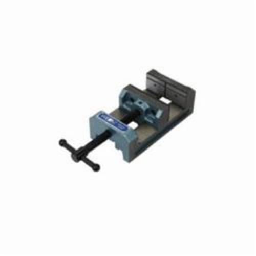 Wilton® 11127 Utility Workshop Vise With Swivel Base, Serrated Jaw, 5 in Jaw Opening, 5-1/2 in W Steel Jaw, 3-1/4 in D Throat