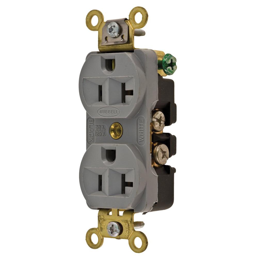 Wiring Device-Kellems HBL5352GY