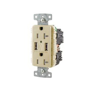 Wiring Device-Kellems USB20A5I