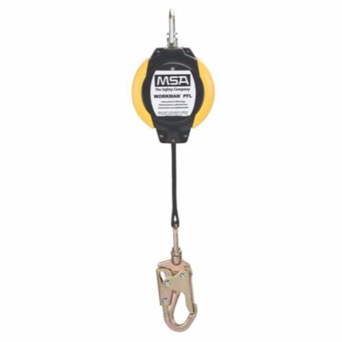 Workman® 10093349 Personal Fall Limiter, 400 lb Load Capacity, 12 ft L, Specifications Met: ANSI Z359.14, CSA/EN Certified, OSHA Approved