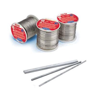 Worthington™ WS10098 Solder Wire, 1/8 in, 227 to 250 deg C Melting, Spool, 50% Tin/50% Lead