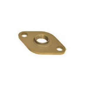 Bell & Gossett 101012LF Companion Flange, For Use With Series 100B, PRAB, NBF-22/33/36, NBF-12F/LW, PL-30B/36B, Ecocirc XLB Circulator, 1 in NPT, Bronze