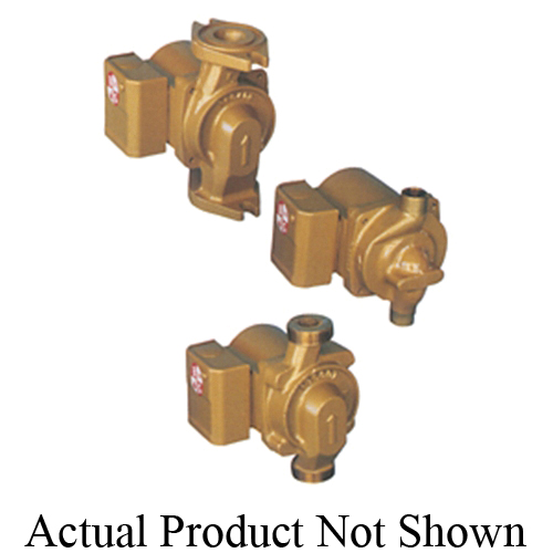 Bell & Gossett 103252LF NBF Wet Rotor Pump, 115 VAC, 1 ph