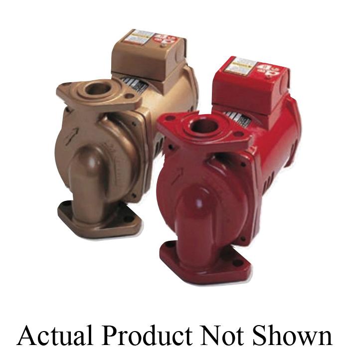 Bell & Gossett SERIESPL™ 1BL068LF Maintenance-Free Circulator, 115 VAC, 1 ph