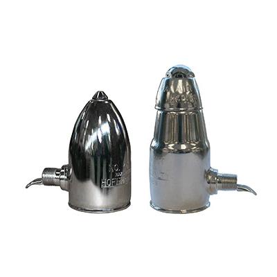 Bell & Gossett 401422 Non-Vacuum Air Valve, 1/8 in Nominal, MNPT Connection, 1.5 psig Working, 140 to 240 deg F