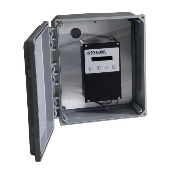 Solectria SolarSRV-LCD-OUTDOOR