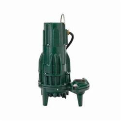 Zoeller® 161-0002 High Head Flow-Mate 160 1-Phase Single Seal Submersible Effluent Pump, 100 gpm Max Flow, Automatic/Non Automatic: Non-Automatic, 56 ft Max Head, 115 VAC