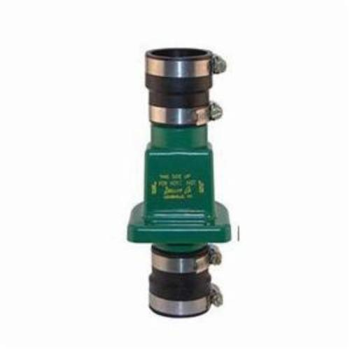 Zoeller® 30-0181 Check Valve, 1-1/4 x 1-1/2 in Nominal, Slip End Style, PVC Body