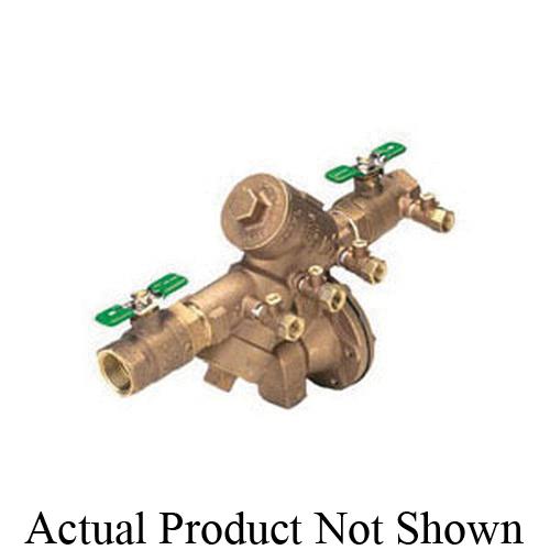 Zurn® Wilkins 34-975XL2TCUSAG 975XL2 Backflow Preventer, 3/4 in Nominal, NPT End Style, Bronze Body, Reduced Pressure, Domestic