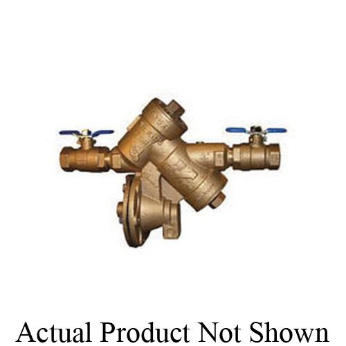 Zurn® Wilkins 34-975XLTCU 975XL Backflow Preventer, 3/4 in Nominal, FNPT End Style, Bronze Body, Reduced Pressure