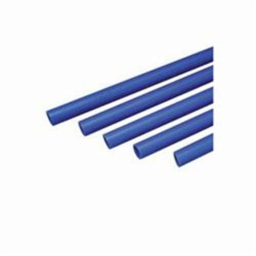 Zurn® ZURN PEX® Q4PS20XBLUE Non-Barrier Hot/Cold Water Tubing, 3/4 in Nominal, 0.671 in ID x 7/8 in OD x 20 ft L x 0.097 in THK Wall, Blue, PEX, Domestic