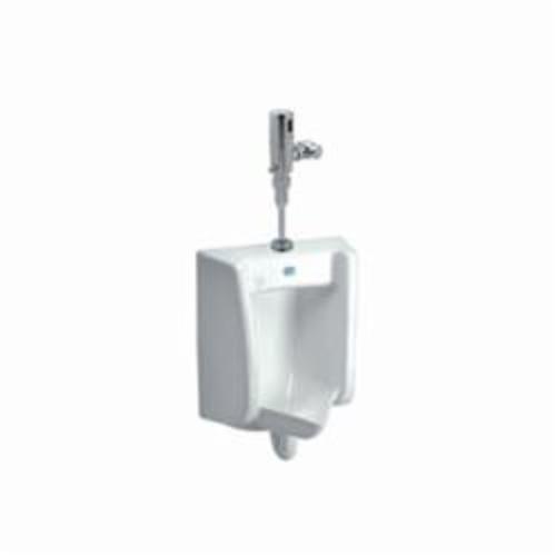 Zurn® Omni-Flo™ Z5755-U Urinal System, 0.125/1 gpf, Top Spud, Wall Mount
