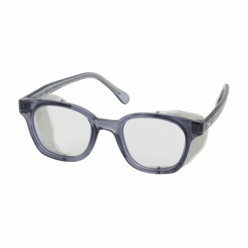 Bouton® 248-5190-400B Softsides™ 551 Protective Goggles, Anti-Fog/Anti-Scratch Clear Polycarbonate Lens, Elastic Strap, ANSI Z87.1