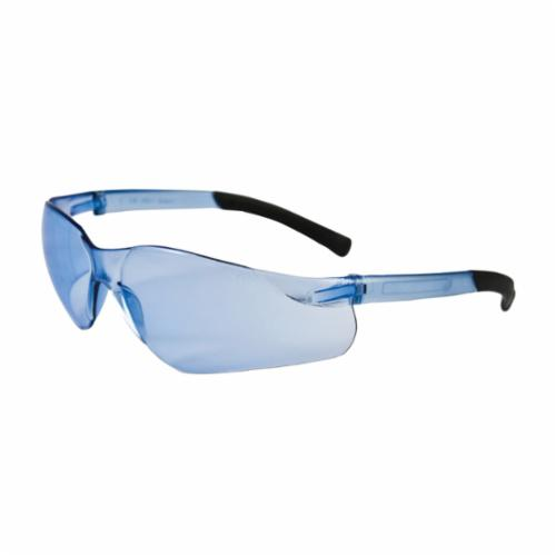 Bouton® 250-06-5501 Zenon Z13™ Lightweight Protective Glasses, Anti-Scratch, Gray Lens, Rimless Frame, Dark Gray, Polycarbonate Frame, Polycarbonate Lens, ANSI Z87.1+, CSA Z94.3