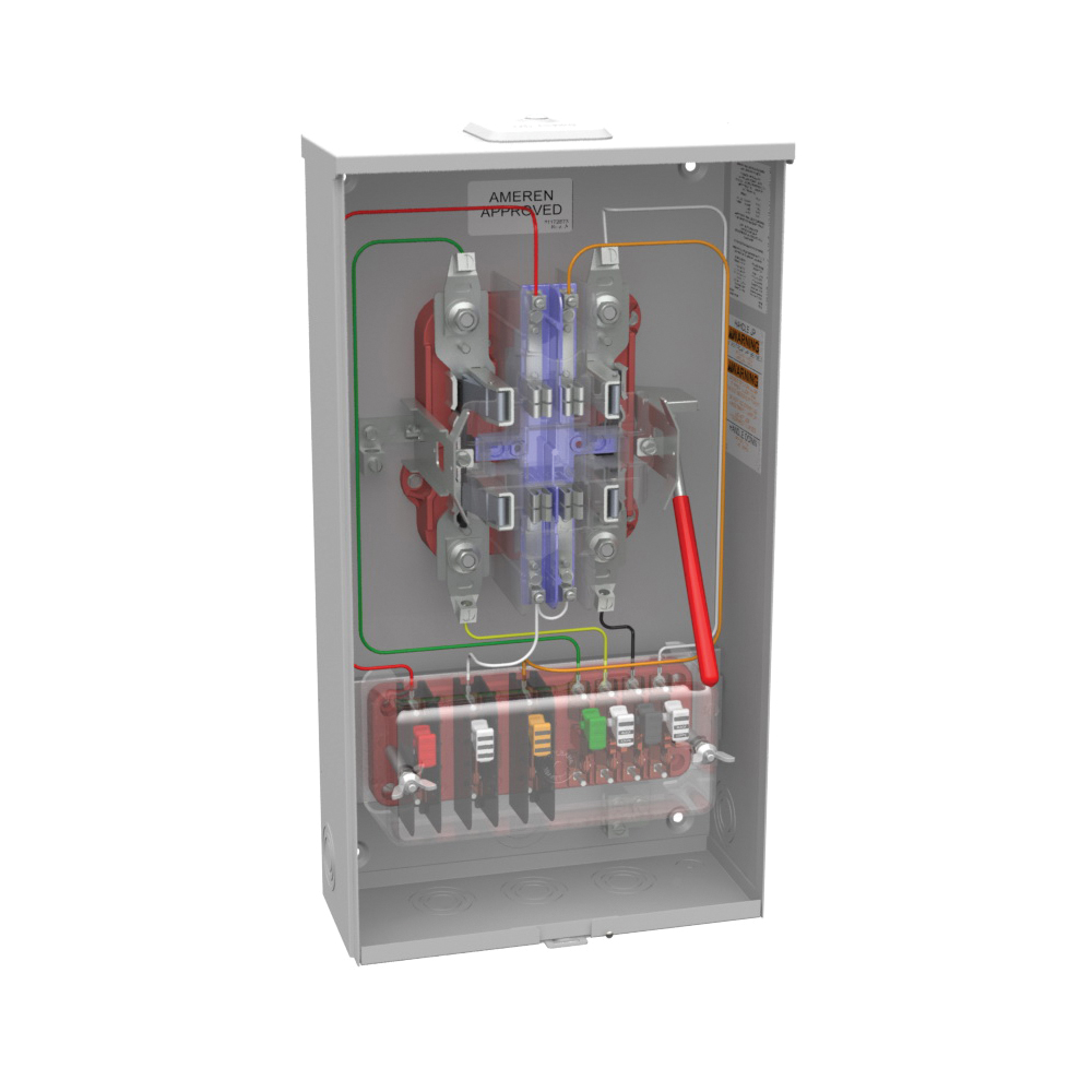 Milbank® U4496-XL-WC-41-AMS