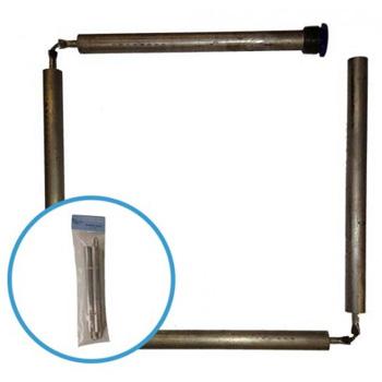 Blue Lightning Rod 1017400 Magnesium 44