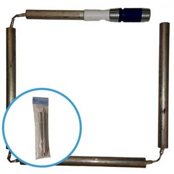 Blue Lightning Rod 1017410 Magnesium 44