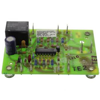 Honeywell L8104B Assembly Thermostat Board