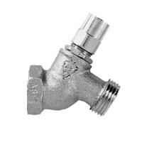 Arrowhead Brass 353LK Loose Key No-Kink Hose Bibb 3/4