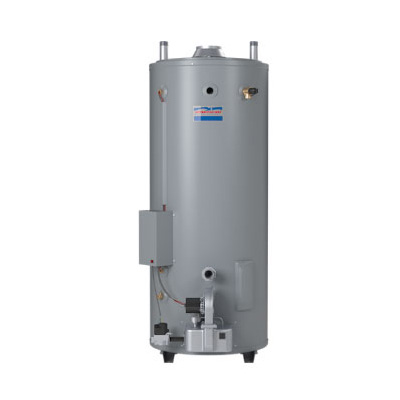 American Water Heaters BCL3-100T275-6NOX 100 Gallon 275,000 BTU Ultra-Low NOx Heavy Duty Commercial Gas Water Heater