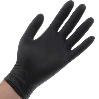 Atlantic Safety Products ASPBLXXL Black Lightning Gloves - XXL