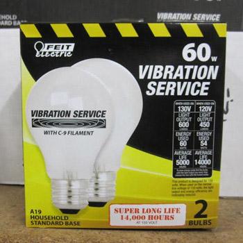 T-C RSB-60 60W Light Bulb