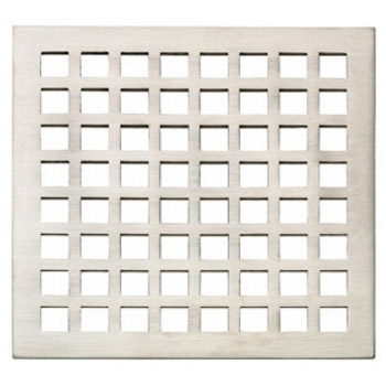 California Faucets 9172-A-PN Styledrain Shower Drain Trim Grid Only - Polished Nickel