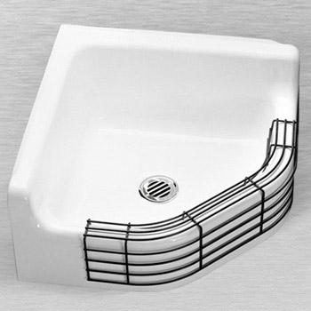 CECO 871 Corner Service Sink 28