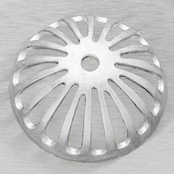 CECO 902 Dome Strainer - Cast Aluminum