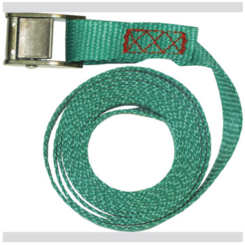 Rack-Strap RCS1N8NH 8 Foot Green Cinch Strap
