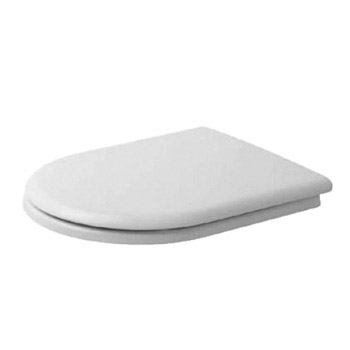Duravit 0066990000 Happy D. Toilet Seat and Cover - White