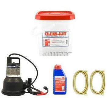 Wisemans CLENS-KIT Everclens Kit Tankless Water Heater Descaling Kit